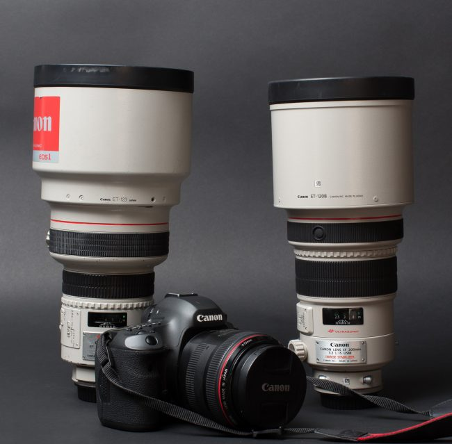 Canon 200mm f/1.8L Comparison to Canon 200mm f/2L