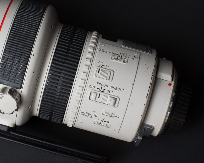 Canon 200mm f/1.8L Review and Comparison