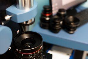 Testing Best Sharpness of Cine Lenses