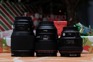 Canon 85mm f/1.4L Comparison