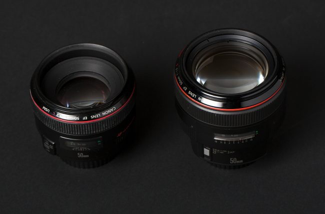 Canon 50mm f/1.0L Review