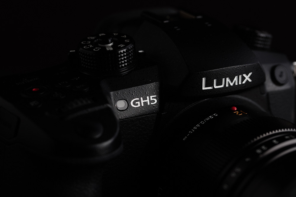 Panasonic GH5 GH5s Comparison