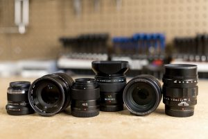 40mm Lens MTF Testings