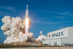SpaceX Falcon Heavy Launch Photos