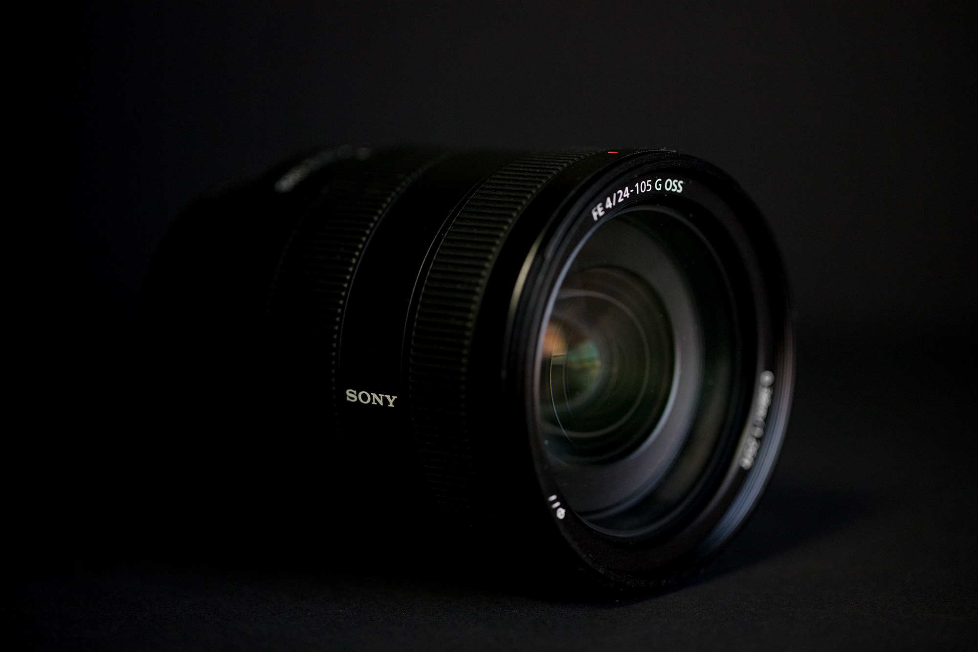 Sony MTF Testing 24-105mm