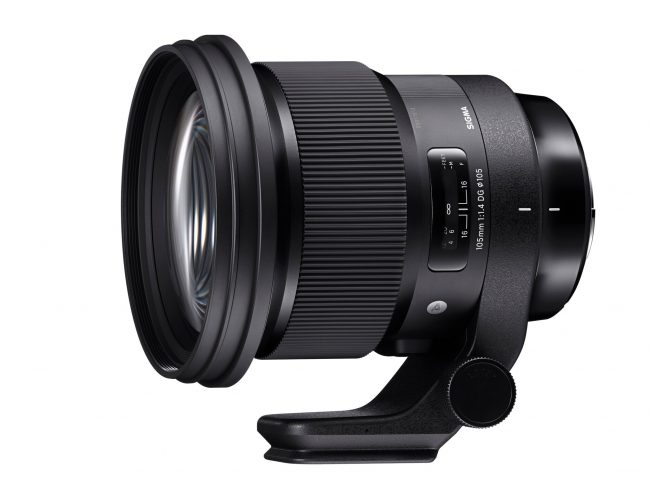 Sigma 105mm Art Series Rental