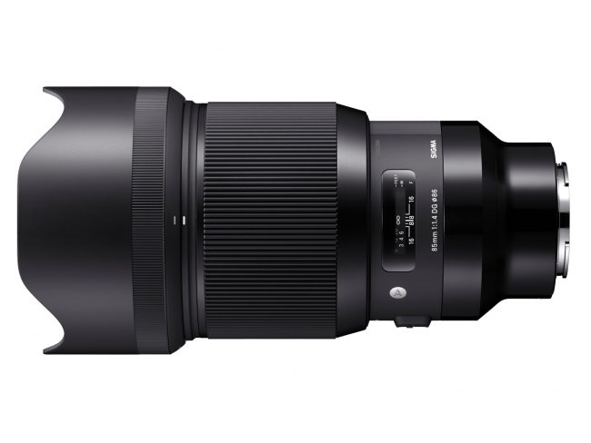 Sigma E-Mount Sony Lenses