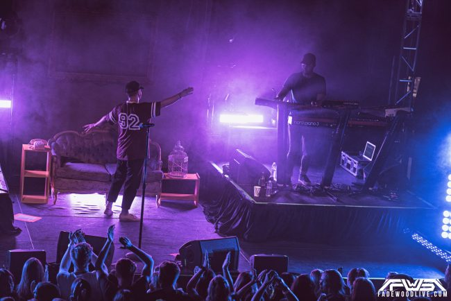 Photographing Concerts how To