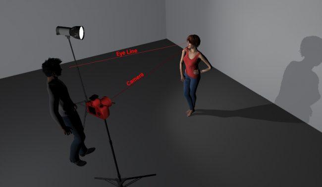 Short Lighting in Video