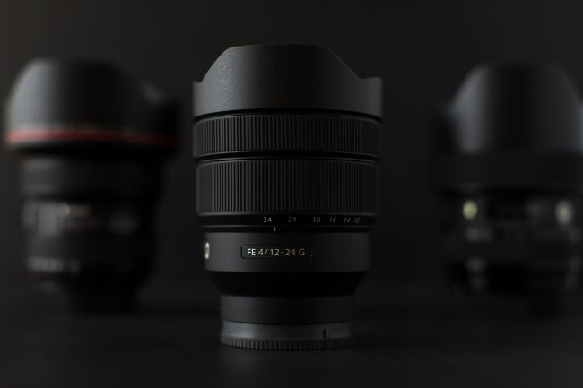 Sony FE 12-24mm f/4 G Review