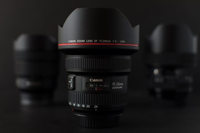 Canon 11-24mm f/4L Review