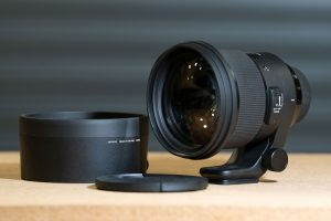 Sigma Art Series 105mm Lens Review
