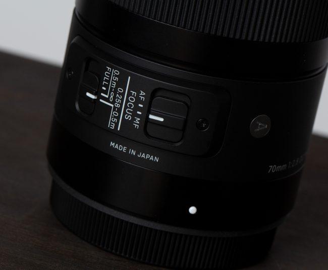 Macro 70mm Sigma Lens Review