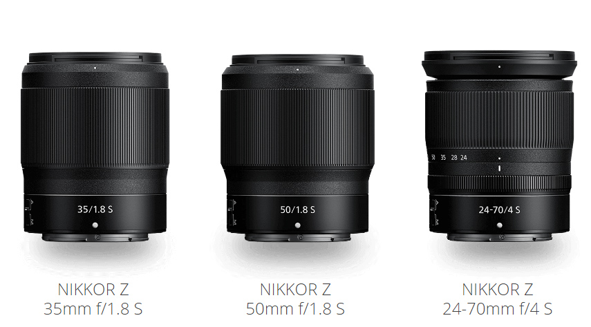 Nikon Mirrorless Rentals