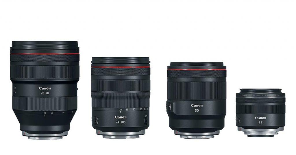 Canon Mirrorless Rentals