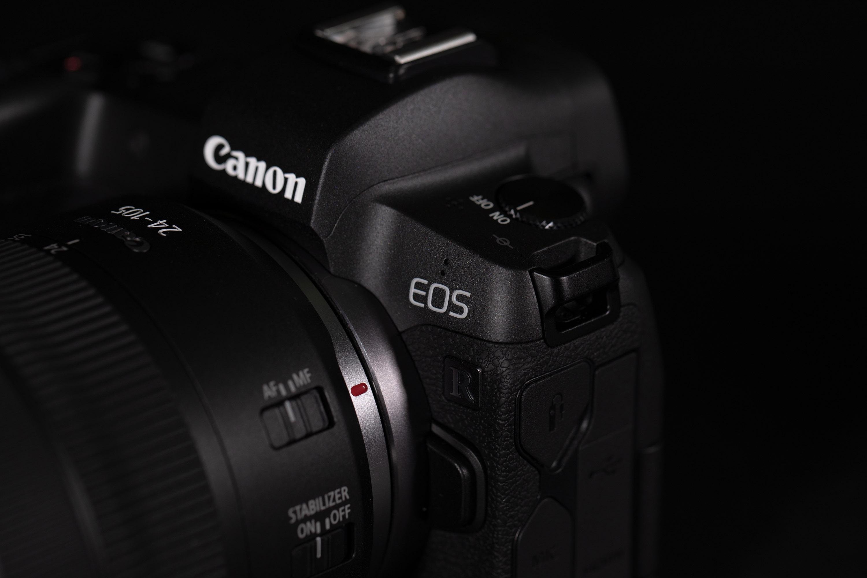 Canon EOS R Teardown
