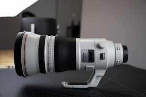 Canon 400mm disassembly