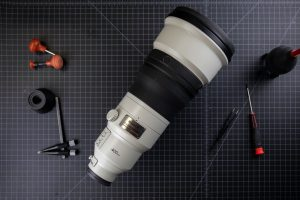 Disassembly of the Sony 400mm f/2.8