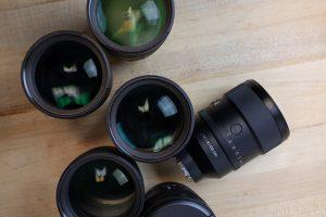 Sony 135mm MTF Sharpest Lens Ever
