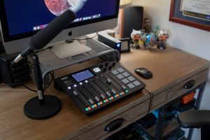 Rodecaster Pro Review and Rentals