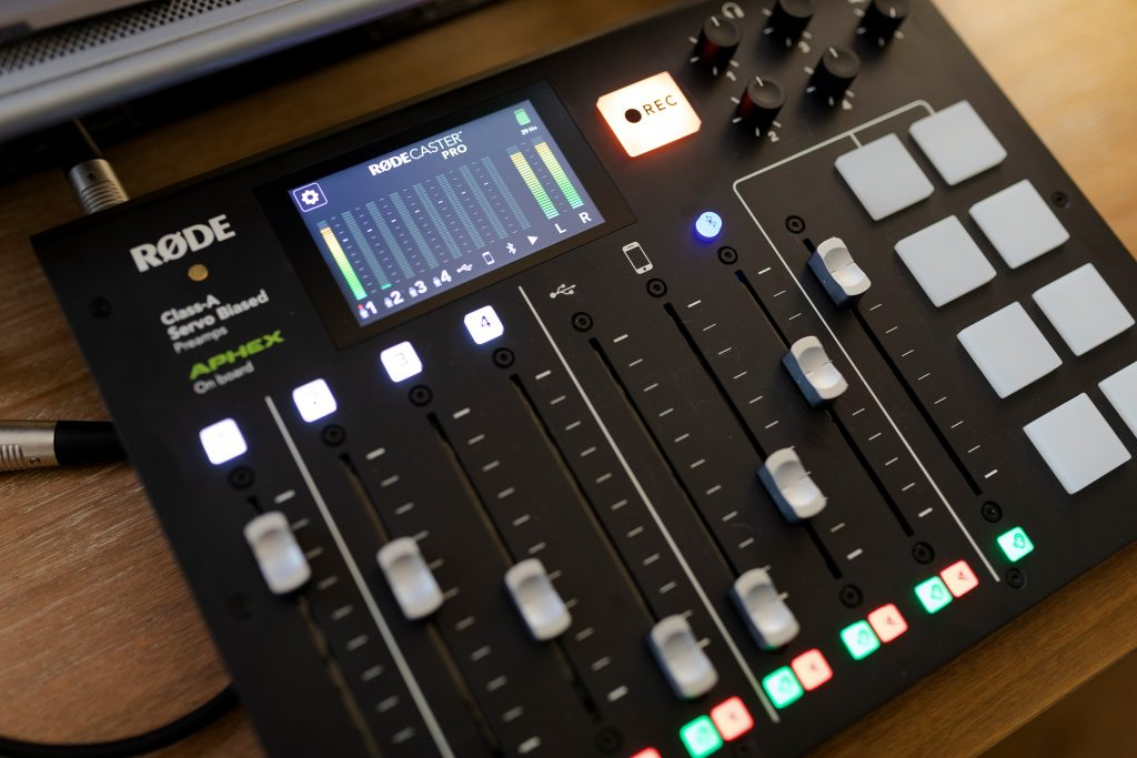 Rodecaster Pro Review