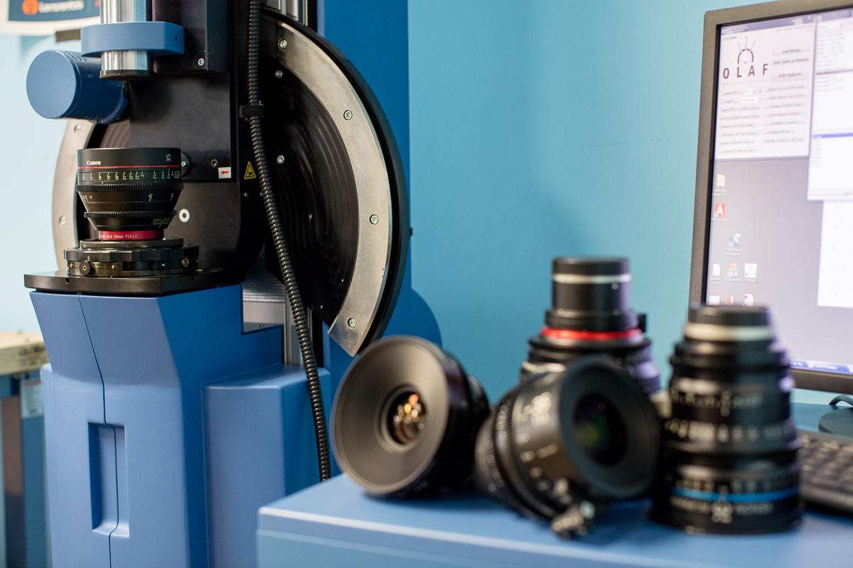 Canon Cine Lenses MTF Charts
