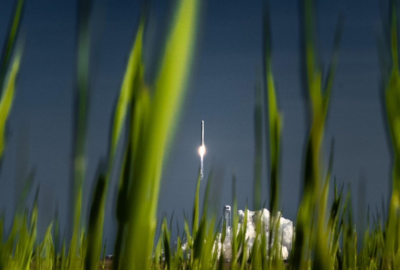 Rocket Launch NASA Photography