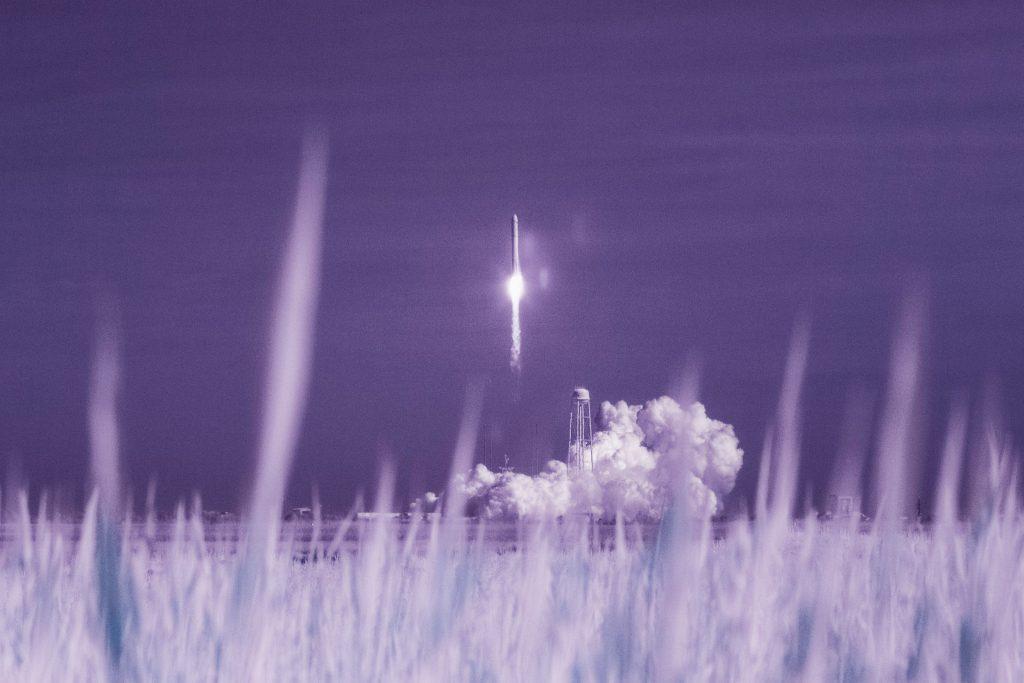 Wanderson Rocket Launch NASA
