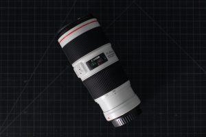 70-200mm f/4 MTF Charts