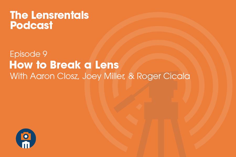 How to Break a Camera Lens