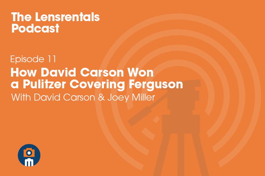 David Carson Pulitzer Prize podcast