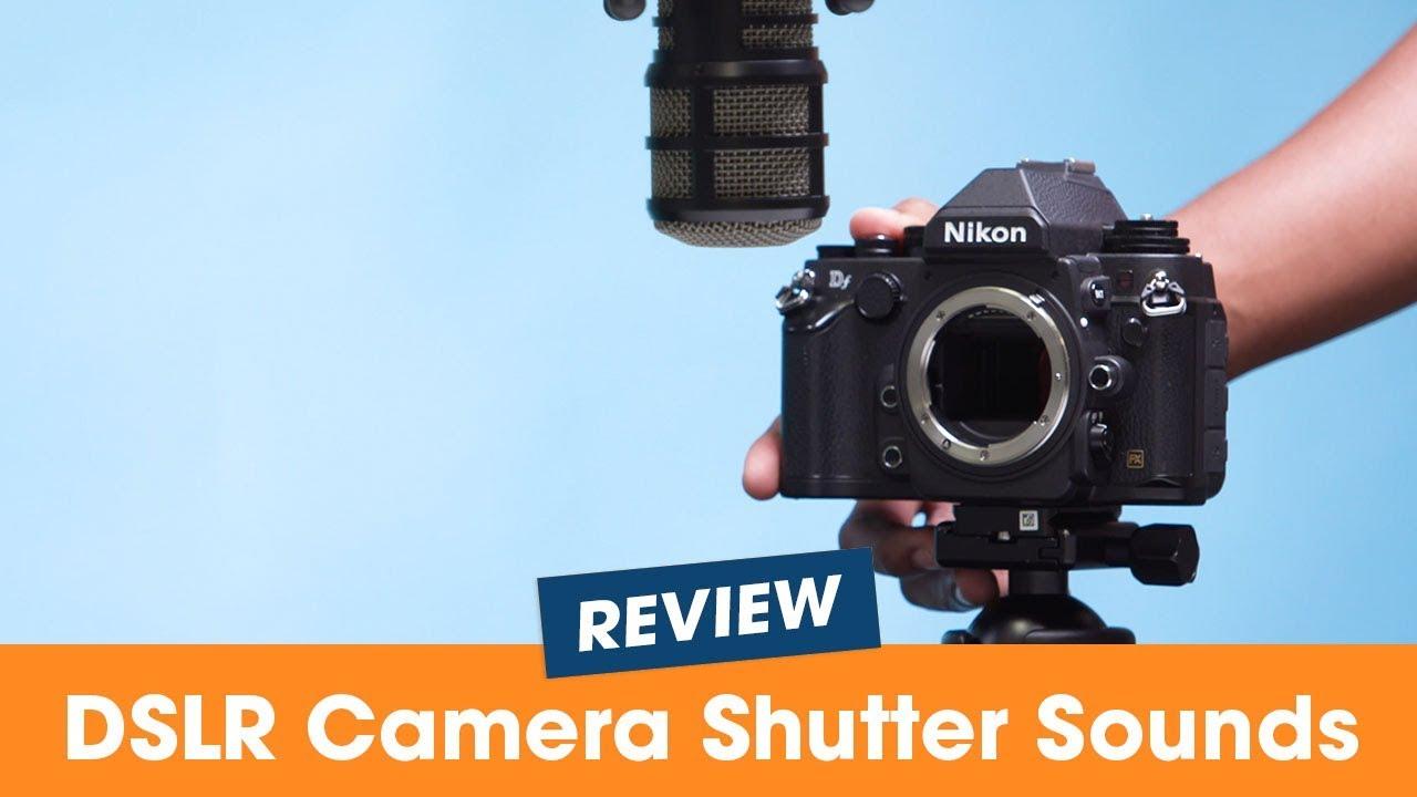 Camera Shutter ASMR