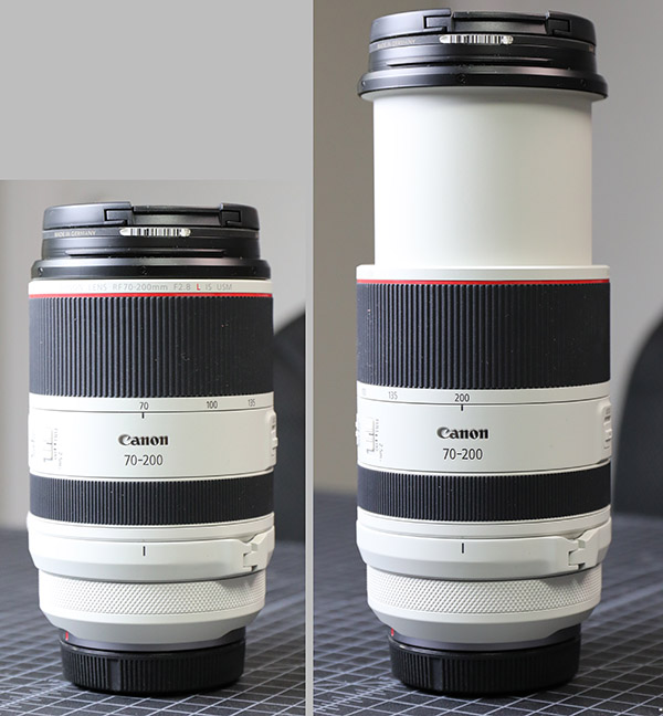 Canon EF 70-200mm f//2.8L IS USM Lens Focusing Motor Unit Replacement Part