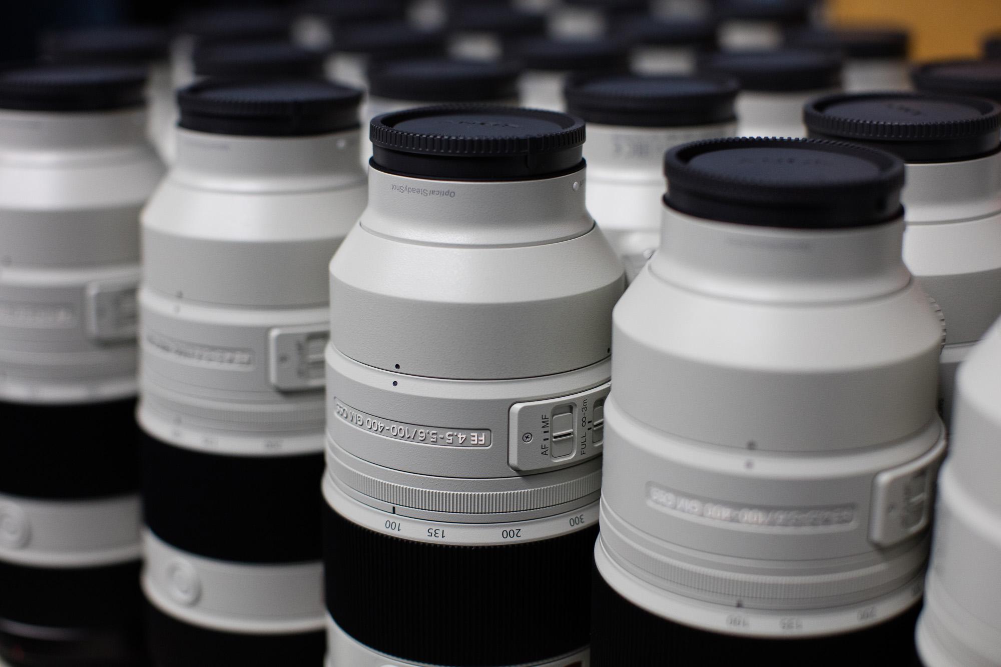 Lensrentals Inventory