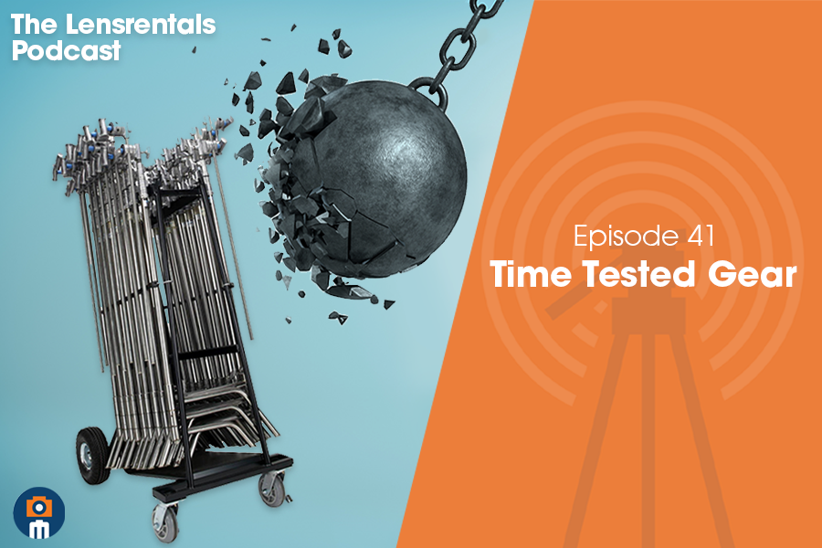 Podcast Episode Time Tested Gear