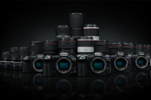 Canon RF Timeline