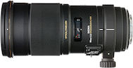 Sigma 180mm f/2.8 APO Macro EX DG HSM OS for Canon