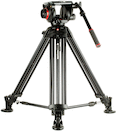 Manfrotto 509HD Head w/ 545B Professional Video Tripod