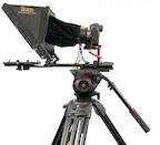Canon EOS R Video Production Teleprompter Kit