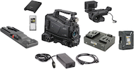 Sony PXW-Z750 4K Broadcast Kit