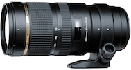 Tamron 70-200mm f/2.8 SP Di USD for Sony A