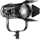 Fiilex Q500-AC 5-inch Fresnel LED Travel Kit