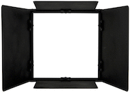 Litepanels 4-Way Barndoors for Astra 1x1 LED