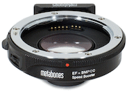 Metabones Canon Lens to Blackmagic Pocket Cam Speed Booster