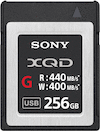 Sony 256GB XQD 440MB/s G Series Memory Card