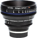 Zeiss Compact Prime CP.2 25mm T2.9 (EF)