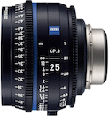 Zeiss CP.3 25mm T2.1 (MFT)