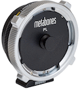 Metabones PL to Fuji X T CINE Adapter