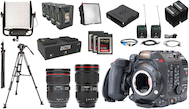 Canon C300 EOS Mark III Video Production Kit (EF)