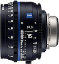 Zeiss CP.3 15mm T2.9 (EF)